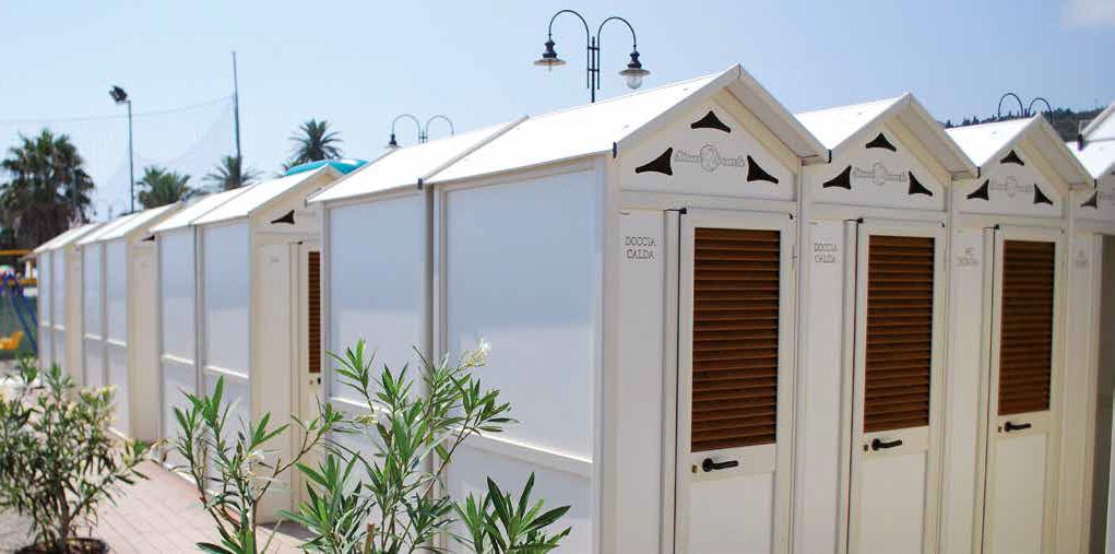 cabine spiaggia