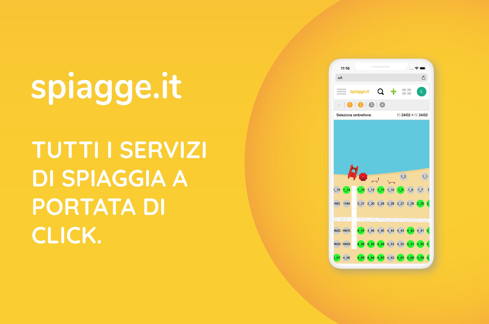 SPIAGGE.it by YourBeach – Fornitori stabilimenti balneari