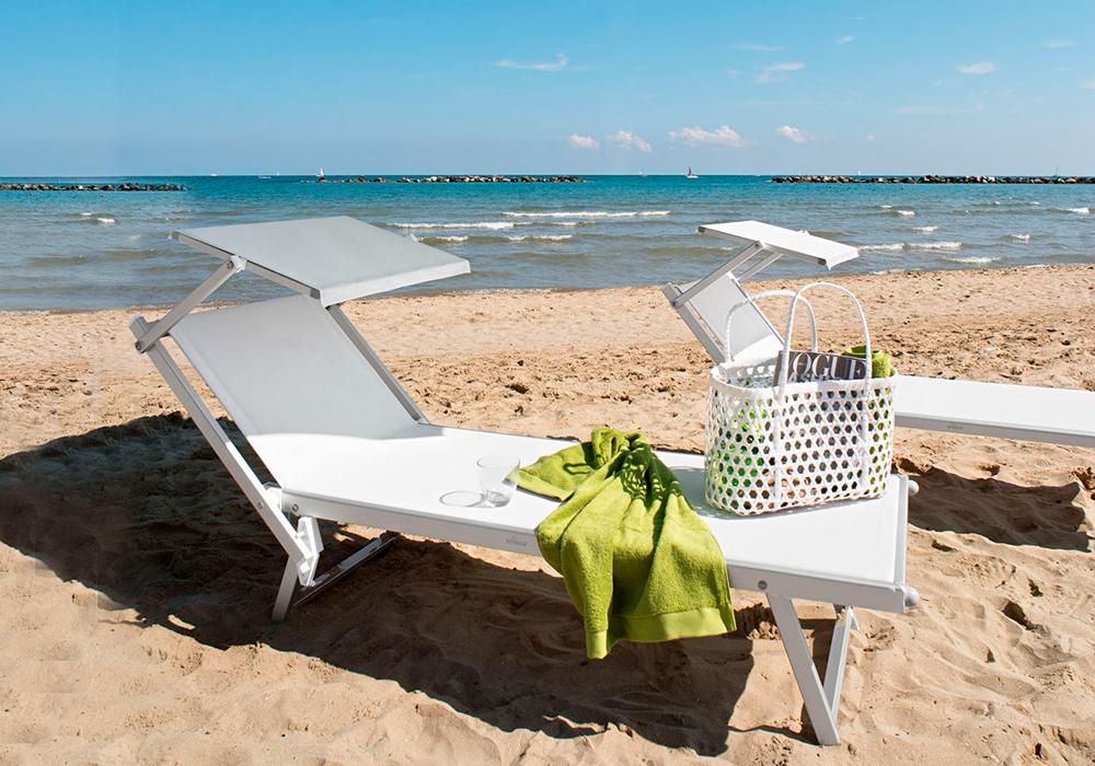 lettino mare spiaggia