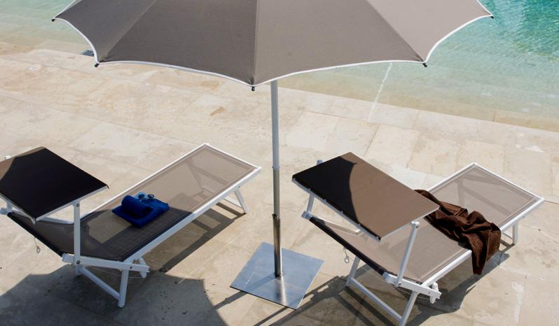 lettino spiaggia