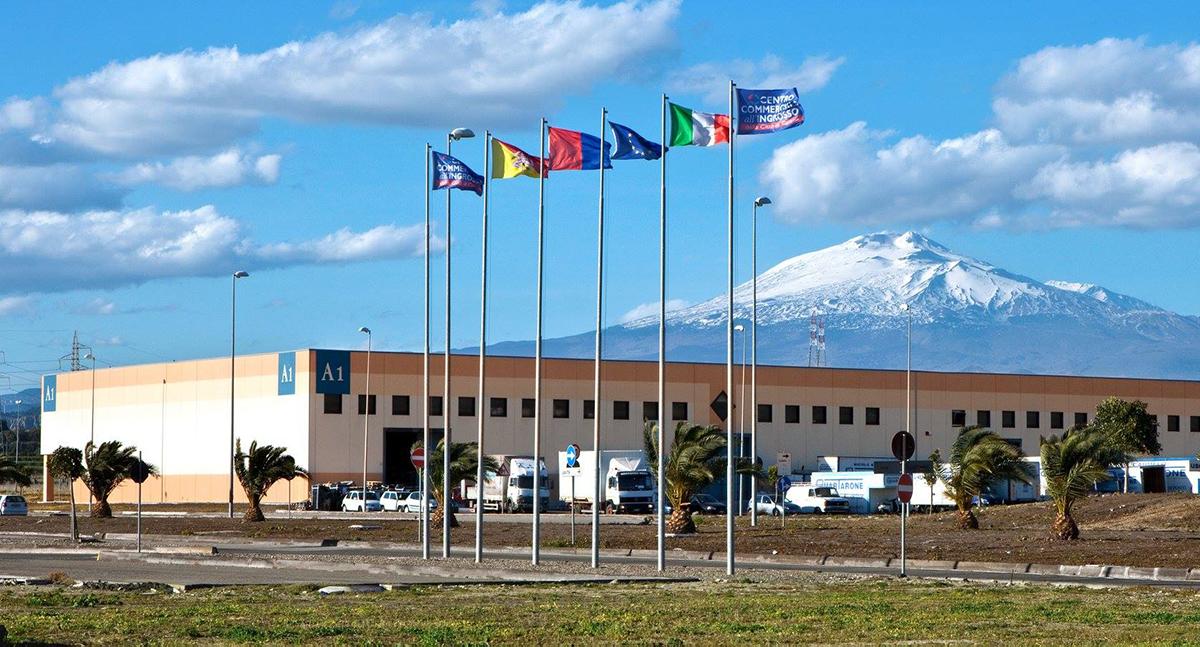 Centro Commerciale all'Ingrosso di Catania