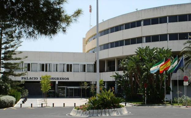 Palazzo dei congressi di Torremolinos