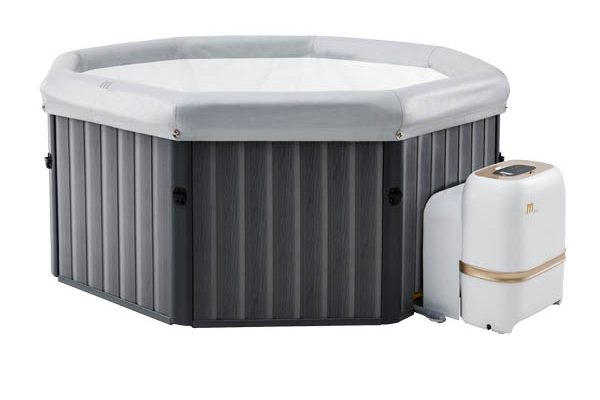 vasca idromassaggio portatile