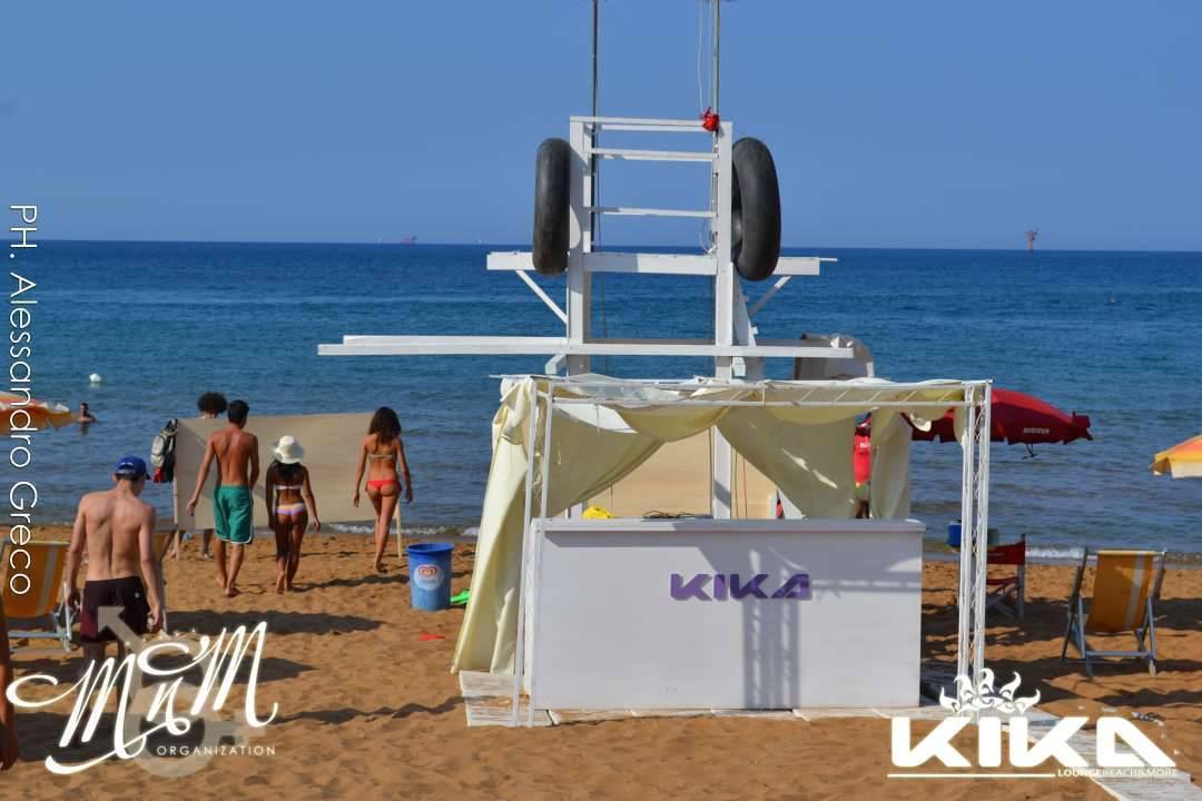 KIKA Lounge Beach Crotone