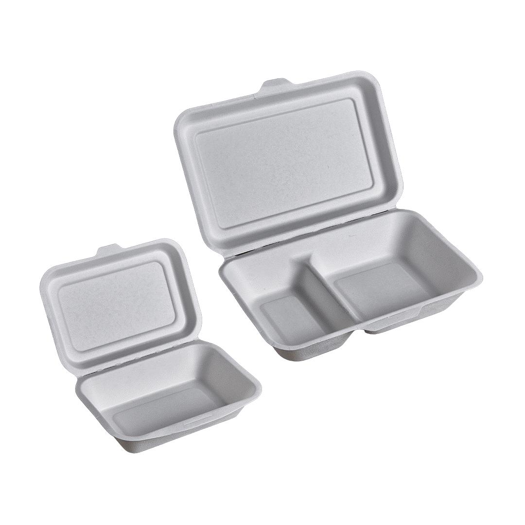 Contenitori per alimenti in polpa di cellulosa