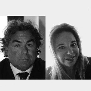 Piero Bellandi e Cristina Pozzi