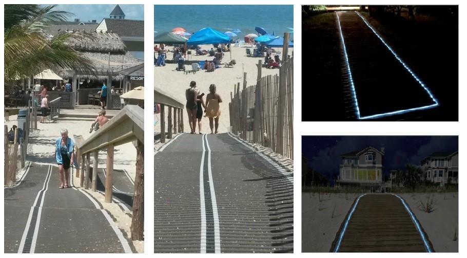 camminamento spiaggia Mobi-Mat