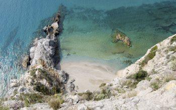 spiagge da raggiungere a piedi