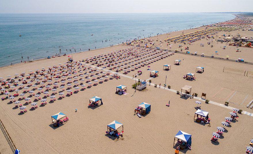 spiagge per vacanze fine estate
