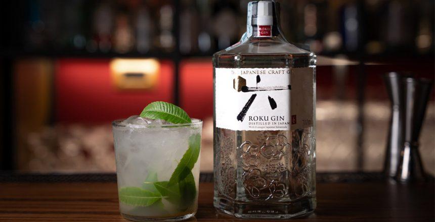 Il drink Manipura realizzato dal bartender Giuseppe Marzovilla