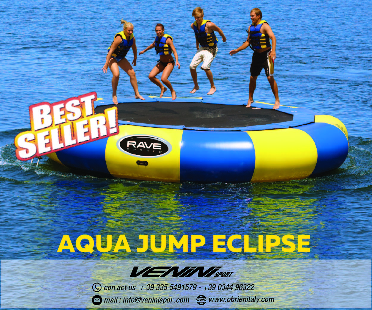 Acqua Jump Eclipse