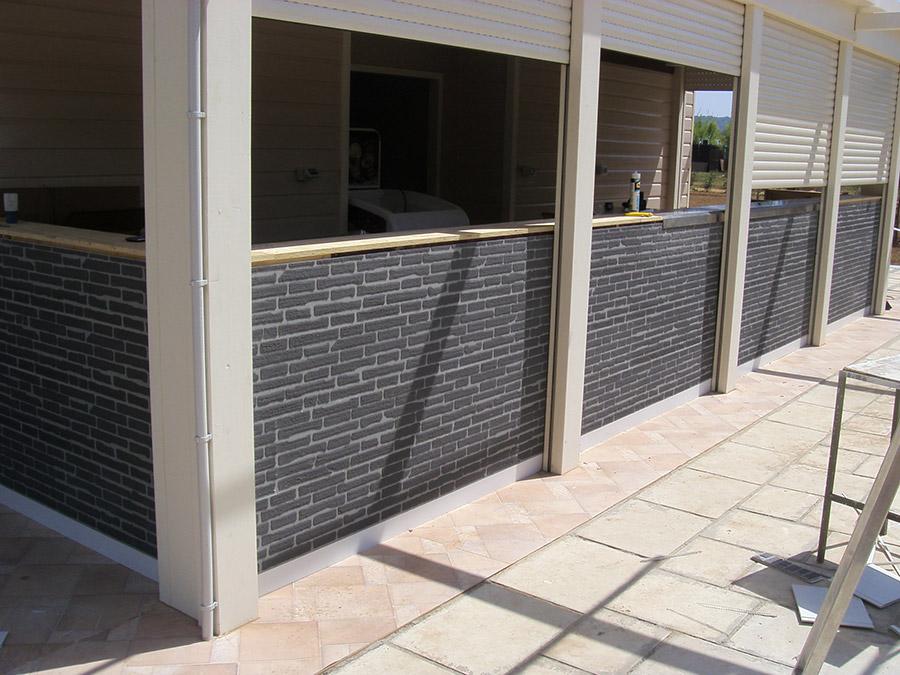Pannelli di rivestimento Le Murine
