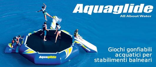 Aquaglide - Giochi confiabili aquatici