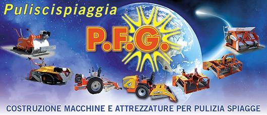 PFG Puliscispiaggia