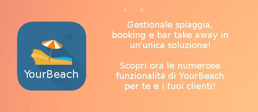 YourBeach - Gestionale spiaggia