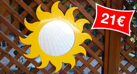 Porta sempre il sole nel tuo stabilimento balneare