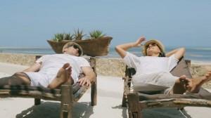 Rivoluzione in spiaggia: i clienti ordinano dal lettino con il loro smartphone