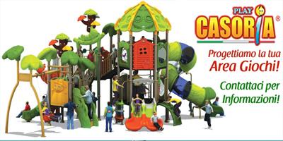 Progettazione gratuita degli spazi gioco con Play Casoria