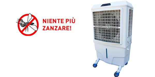 Addio alle zanzare nella tua spiaggia, grazie a Idropavese